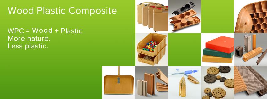 Wood Plastic Composites von Jeluplast