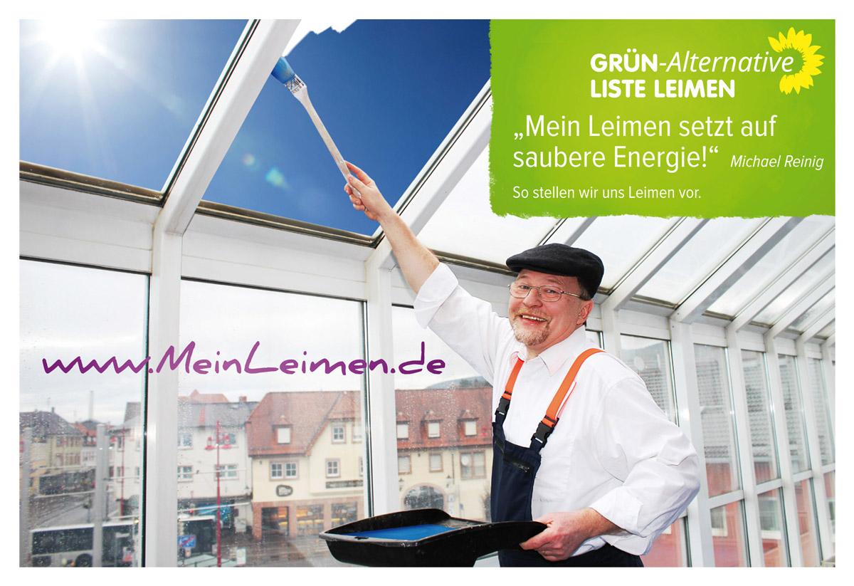 Kommunalwahl 2014, GAL Leimen