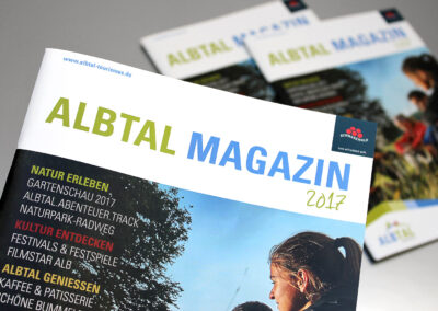Albtal Magazin 2017